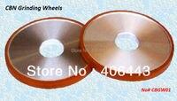 1A1 Resin Bond Diamond / CBN Grinding Wheels 300 X 30/6 X 127 B126 C75 Wholesale and Retail
