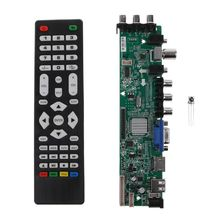 RAM 1G 4G Storage MSD338STV5 0 Wireless Network TV Driver Board Kit Universal Android LCD font