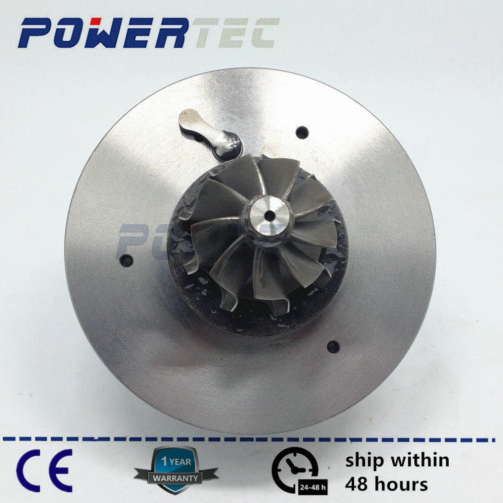 Car turbine core CHRA  GT1549V balanced turbocharger cartridge For BMW 318 D E46 2.0L M47D 100Kw 1998- 700447-0003 700447 bmw 318 в москве