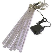 String-Light Connectable Shower Rain-Tubes Meteor Garden-String LED Wedding Party Outdoor