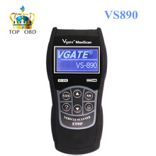 Hot Sale!! Vgate Scan tool Maxiscan VS890 VS 890 Auto Scanner Maxiscan VS890 Scanner