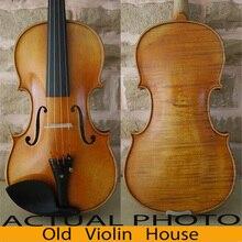 Античный лак, ручная работа, мощный тон, модель J.B Collion-Mezin французская скрипка, Бесплатный чехол для скрипки, лук и канифоль, № 2761