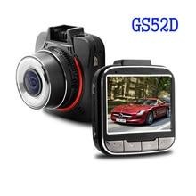 GS52D Ambarella A7LA50 GPS Del Coche DVR Grabador de Vídeo Full HD 170 grados de Ancho LCD 2.0 inch Ángulo G-sensor Con Cámara Libera El Envío!