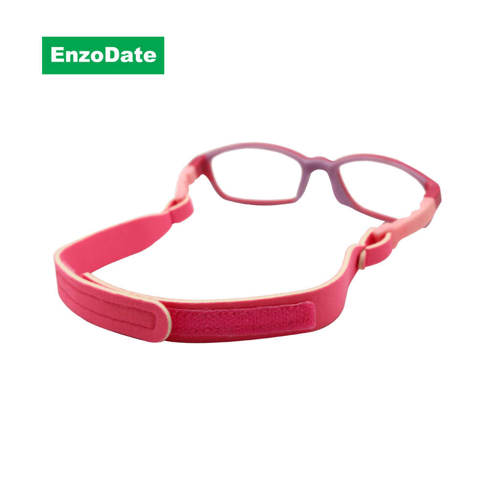 Children Optical Glasses Sports Strap Kids Frame Cord Head Band Retainer Length Adjustable Safety Hook and Loop strap