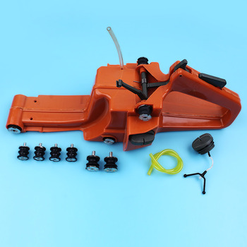 Rear Handle Fuel Tank Cap & Line AV Buffers For Husqvarna 61 266 268 272 66 61 Rancher 268K 272K Chainsaw Replacement Parts