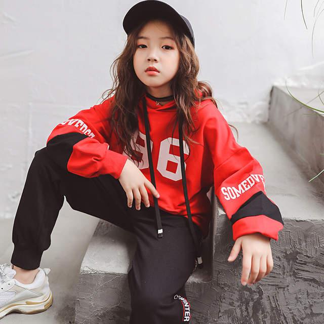 b64aafd91 placeholder Conjunto de ropa de niñas de 5 a 13 años para niñas y adolescentes  conjunto de