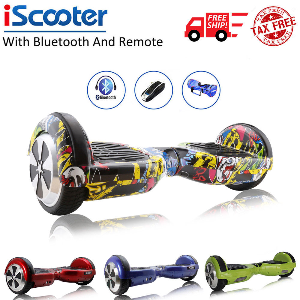 Hoverboards self balancing Kick scooter electric skateboard oxboard overboard mini skywalker unicycle Two Wheels Hoverboards цена и фото