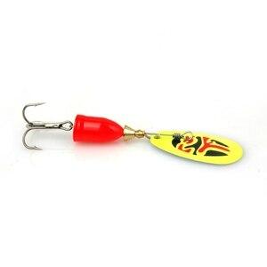 Image 2 - Spinner mồi Cá Chép Cá giải quyết 5g/8g/10g/13g Kim Loại Spoon Cá Lure sequins Tiếng Ồn Isca Nhân Tạo Pesca Hay Do Dự 4 Màu