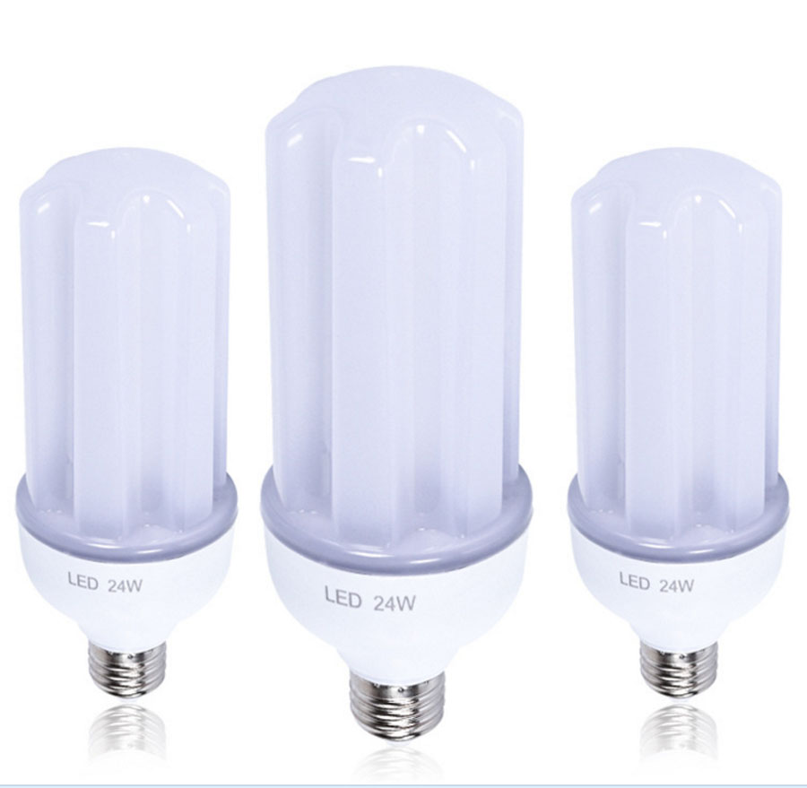 E27 Led Bulb,9W 12W 16W 24W Led Energy Saving Lights,2835 SMD Led Lamp Smooth White Shell Lampshade AC220V home kitchen led under cabinet lighting 5050led smd 3 chip energy saving dimmable lamp bulb 4pcs 1pc 24w adapter 110 240v