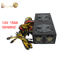 gpu rig mining bitcoin machine source ethereum coin 2800W  power supply for video card rx470 480 rx570 580  gtx1080 1060 P106