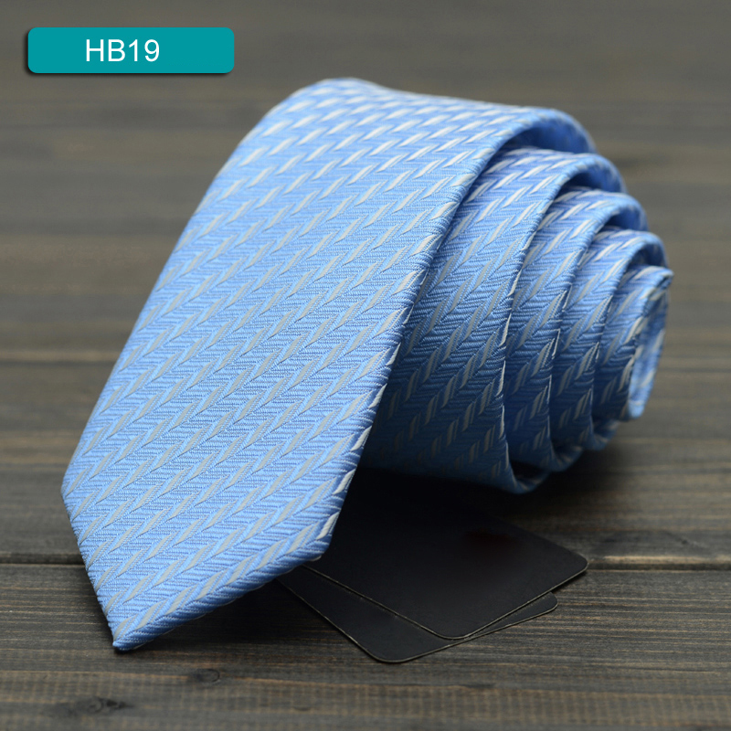 2017 Elegant Men Neck Tie Designer Brand 5CM Women Slim Blue Business Ties Graduation Work Party Casual Gravata Mens Ties HB19