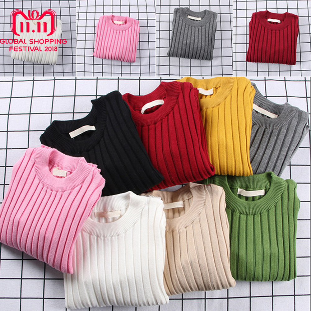 Children's Sweaters Kids Boys Girls Knitted Sweater Spring Autumn Toddler Sweaters Slim Knitwear Pullover Ribbed Cardigan Tops iberica оливки с анчоусом 300 г