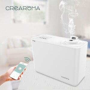 Crearoma najnowszy pilot aplikacji WiFi control aroma maszyna pneumatyczna zapachowy dyfuzor z wentylatorem