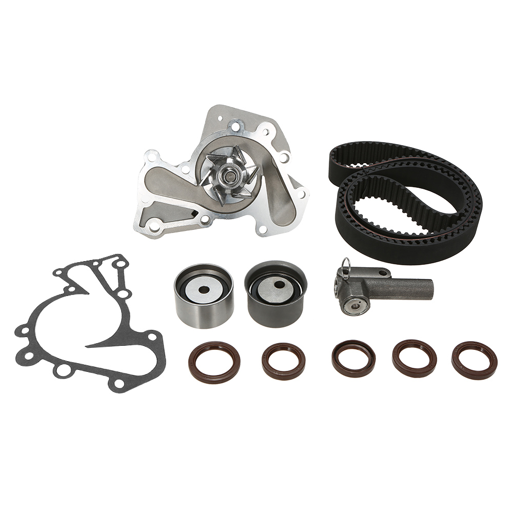 Timing Belt Kit Hydraulic Tensioner Water Pump Fits for 99-10 Hyundai Kia 2.7L heidelberg sm74 timing belt