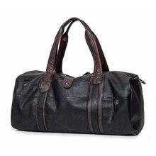 Модная дорожная сумка большой емкости, деловая сумка, сумка через плечо, сумка-мессенджер, сумки для багажа, повседневные мужские сумки через плечо, дорожные сумки
