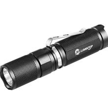 LUMINTOP Small Flashlight  ED15 with Cree XM-L2 U2  led Portable  Flashlight Max 220 Lumens with Pocket Clip