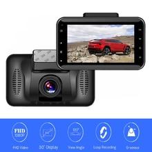2017 New Adjustable Lens 3.0 inch Car Dvr Full HD 1080p Recorder Dashcam Night Vision Camera Video Registrator G-sensor Dash Cam