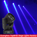 Factory Price High Quality 60W Led Beam Moving Head Light 4x15W Super Bright Mini Stage Lighting For Christmas Laser Projector
