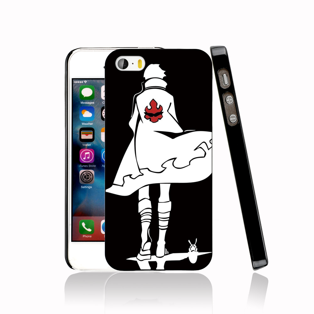 13252 gurren lagann симон защитная Крышка сотовый телефон Case для iPhone 4 4S 5 5S 5C SE 6 6 S Плюс 6 SPlus