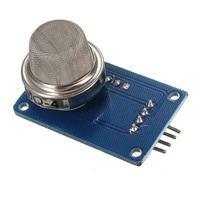 MQ 4 DC5V LPG Alcohol Methane Hydrogen Smoke Gas Detector Sensor Module For Arduino Free Shipping