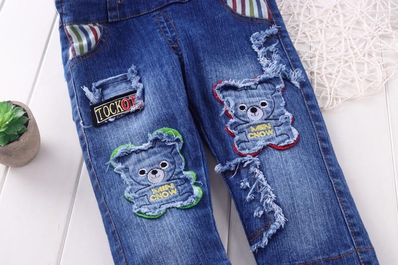 BibiCola-New-spring-autumn-casual-baby-boys-girls-cartoon-bib-pants-infant-cute-bear-dots-long (3)