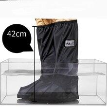 Lizeruee Cycling Shoes Cover Waterproof Windproof Rain Boots Black Reusable Shoe Covers Men Women Bike Covershoes Boot Shoes