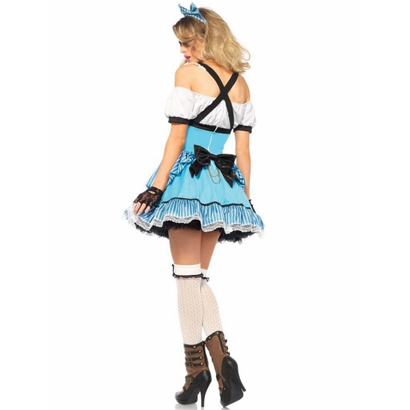 Sexy alice in wonderland costumes — photo 4