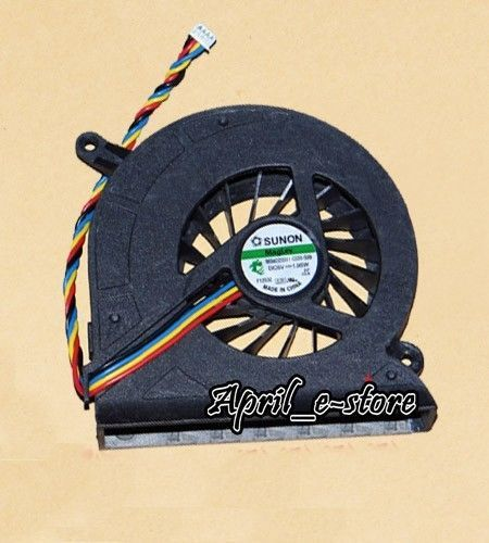 Novo para dell one 19 vostro 320 all-in-one w857r ventilador de refrigeração da cpu, frete grátis!!