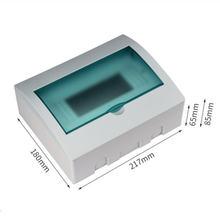 5  8 вариантов домашняя пластиковая распределительная коробка