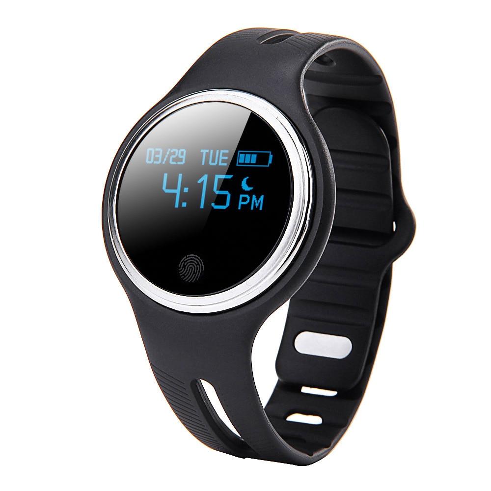 buy makibes e07 bluetooth 4 0 sports smart bracelet ip67 waterproof fitness. Black Bedroom Furniture Sets. Home Design Ideas