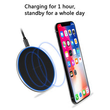 10 Вт qi Беспроводное зарядное устройство для iphone 12 max