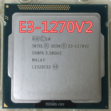 Intel Xeon Processor E3-1270 V2 E3-1270 V2 E3 1270 V2 Quad-Core Processor LGA1155 Desktop Cpu