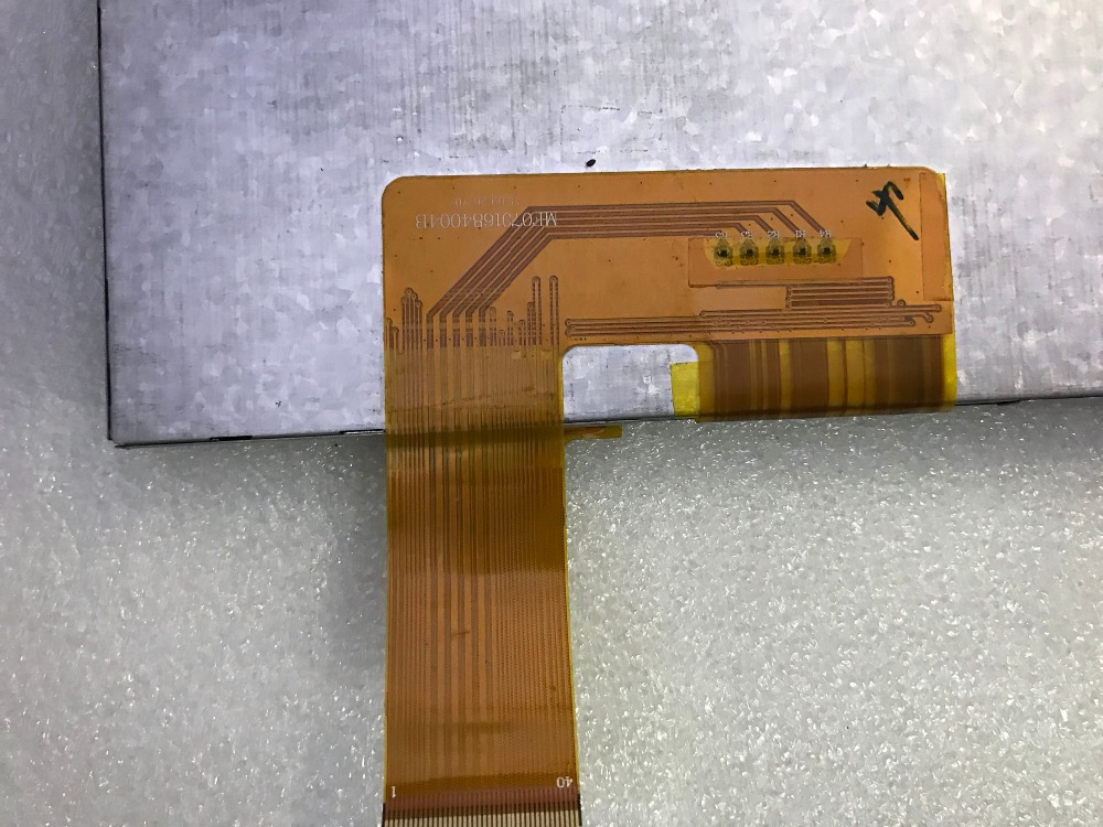 Compatible with universal M070WSP40-02A LCD Display screen