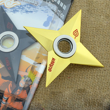 Naruto Shuriken Turn Darts Hand Fidget Spinner
