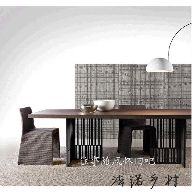 Aliexpress.com: comprar país de américa mesa de comedor de madera ...