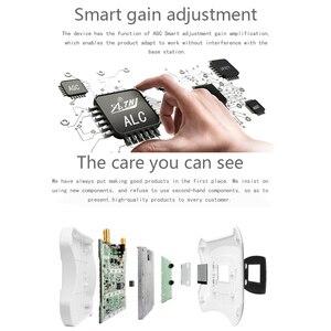Image 4 - 4G מגבר אות האינטרנט 70dB רווח 2G קול סלולארי מהדר LTE 1800MHz 4G נייד איתותים משחזר נייד אות מגבר
