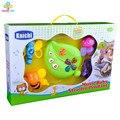 Jogo De Cama Carrinho de bebê Móvel Musical Berço Cama Sino Pendurado Brinquedos Do Bebê Para Pequenos Chocalhos de Bebê Para Crianças