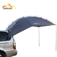 High quality 3 4 person use suit for most car sun shelter camping tent large awning