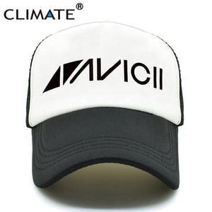 CLIMATE Trucker Caps Summer Hip Hop Baseball Mesh Hat e71a3bb5574