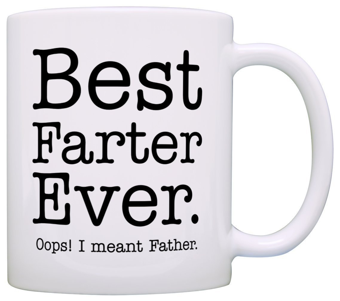 Best Series Cup Farter Ever Thanksgiving Mug Fathers Day Mothers Valentines Coffee Gift for Love