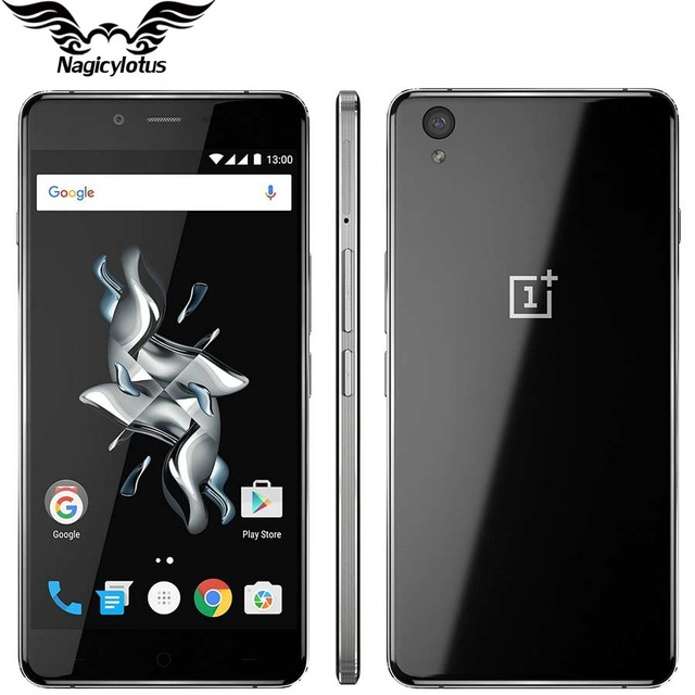 "Original Oneplus X  Cell Phone 5"" 1920X1080px Snapdragon 801 Quad Core 2.3GHz 3GB RAM 16GB ROM 13MP Camera Android Dual SIM LTE"