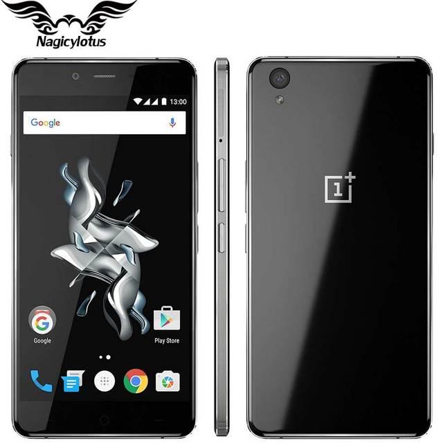 "Original Oneplus X Cell Phone 5"" 1920X1080px Snapdragon 801 Quad Core 2.3GHz 3GB RAM 16GB ROM 13MP Camera Android Dual SIM LTE"