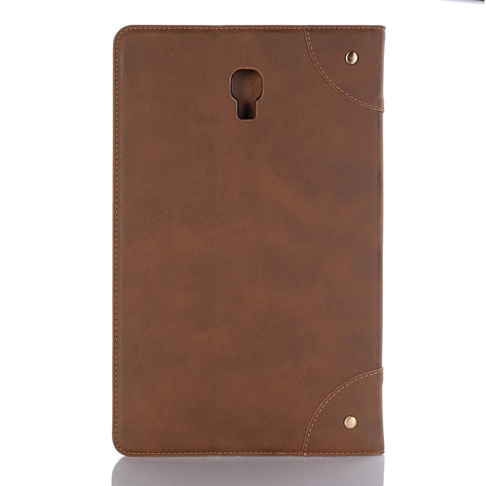 Flip Cover Case For Samsung Galaxy Tab A A2 10.5 2018 T590 T595 SM-T590 SM-T595 Premium Leather Smart Sleep Awake Funda Coque