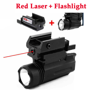 Tactical Red Dot Laser Sight T