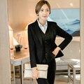 Filme do sul Coreano ternos calças jaqueta colete terno saia camisa traje de negócios, um grande número de bens