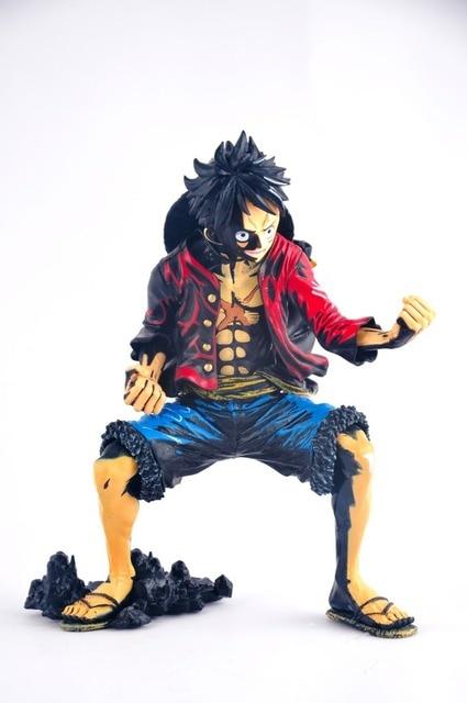 Аниме фигурка Луффи One Piece ПВХ 3