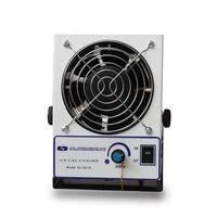 SL 801D Lonizing Air Blowers Ionizing Ion Blower Centrifugal Fan Exaustor DC Blower Static Eliminator SiMCO XC Desktop Design