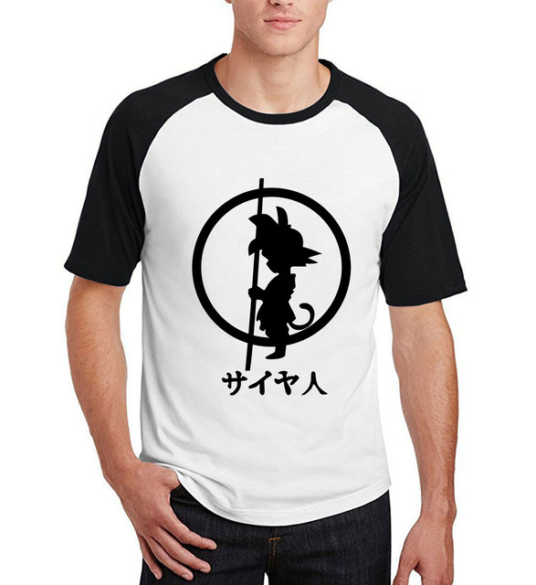 KID GOKU T-SHIRT SERIES II (5 COLORS)