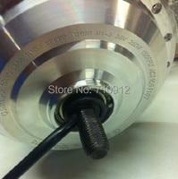 OR01A4 80MM/260rpm 36v 250w dc electric motor kits for folding bike/Brompton bike