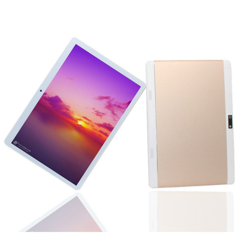10.1 4G Lte tablet pc MTK6735 Android 6.0 Phablet IPS 1280x800 Quad Core 1G+16G Dual SIM WIFI Bluetooth GPS